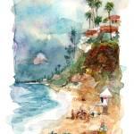 """""""Laguna Beach"""" by WilliamDunn"""