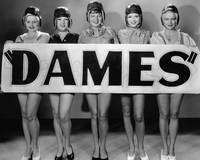 Chorus Girls - Dames - 1706394
