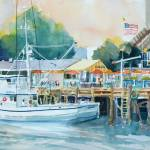 """Dockside"" by WilliamDunn"