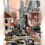 """San Francisco Chinatown Study"" by WilliamDunn"