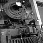 """Steam Locomotive 544"" by jamiestarling"