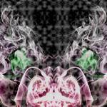 """Abstract Smoke, No 3, Variation 3, Edit C"" by nawfalnur"