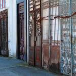 """Row of Iron Gates_1"" by rathompson"