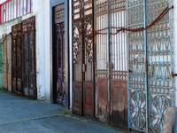 Row of Iron Gates_1