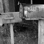 """Mailboxes_1_BW"" by rathompson"