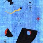 """""""Dreamscape Inspired by Miro"""" by LimeCreekArt"""