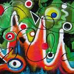 """Camuy - Abstract PR Caves"" by galina"