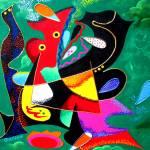 """""""Taino Dance - Puerto Rico Art"""" by galina"""