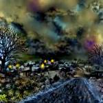 """Imaginary_Landscape_12"" by straggler"