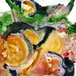 """Organic Abstract Art"" by BlendaStudio"