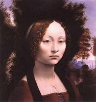 Portrait of Ginevra Benci