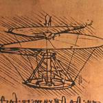 """Design For A Helicopter  1500 AD"" by TheNorthernTerritory"