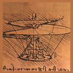"""""""Design For A Helicopter 1500 AD Small Border"""" by TheNorthernTerritory"""