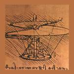 """Design For A Helicopter 1500 AD Small Medium Borde"" by TheNorthernTerritory"