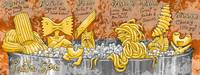 Pasta Spa by Evan Thomas by They Draw & Cook & Travel