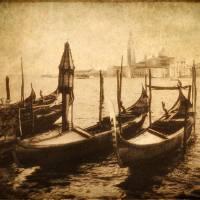 Venice Postcard Art Prints & Posters by Jessica Jenney