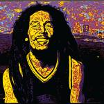 """Bob-Marley"" by RichDelux"