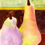 """""""Pair of Pears Art"""" by BlendaStudio"""