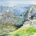 """Table Mountain"" by ShaSha"