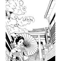 Enoshima - Kanagawa-ken Art Prints & Posters by matthieu tuffet