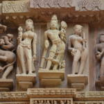 """""""Tempel Kajuraho"""" by ginaspics"""