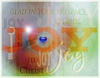 JOY IN CHRIST 2013