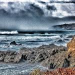 """San Simeon Coastline 2"" by shunger"