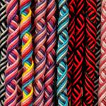 """Colorful Braids"" by shunger"