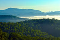 blue ridge sunrise2