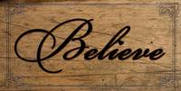 believe wood engraving