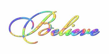believe color inside