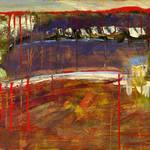 """Organic Abstract Art Print"" by BlendaStudio"