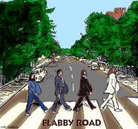 Flabby road