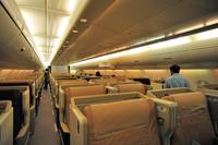 SIA A380 Business