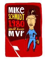Mike Schmidt Philadelphia Phillies