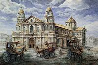 Quiapo Church, 1900s