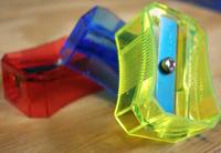 Coloured Pencil Sharpeners