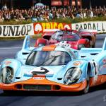 """Porsche 917 at Le Mans"" by davekyte"