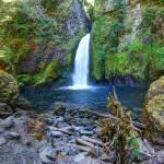 """""""0226 Wahclella Falls"""" by vincentlouis"""