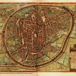 """""""large_detailed_medieval_map_of_brussels_city"""" by georgedalphin"""