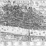 """""""Map-London-Norden-1593-b"""" by georgedalphin"""