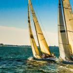 """Newport Harbor 12 M race -2821-2"" by pixelcene"