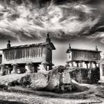 """Soajo granaries in Portugal"" by vribeiro"
