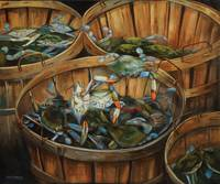 Baskets of Crabs