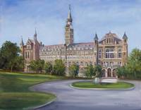 Healy Building at Georgetown University