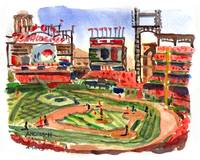 Busch Stadium, April 13, 2013
