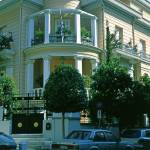 """Athenian Mansion, Greece, Springtime 2003"" by PriscillaTurner"