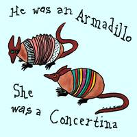 armadillo and concertina