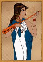 Theban Egyptian-Greek Folk Art