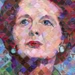 """""""Maragaret Thatcher"""" by RandalHuiskens"""
